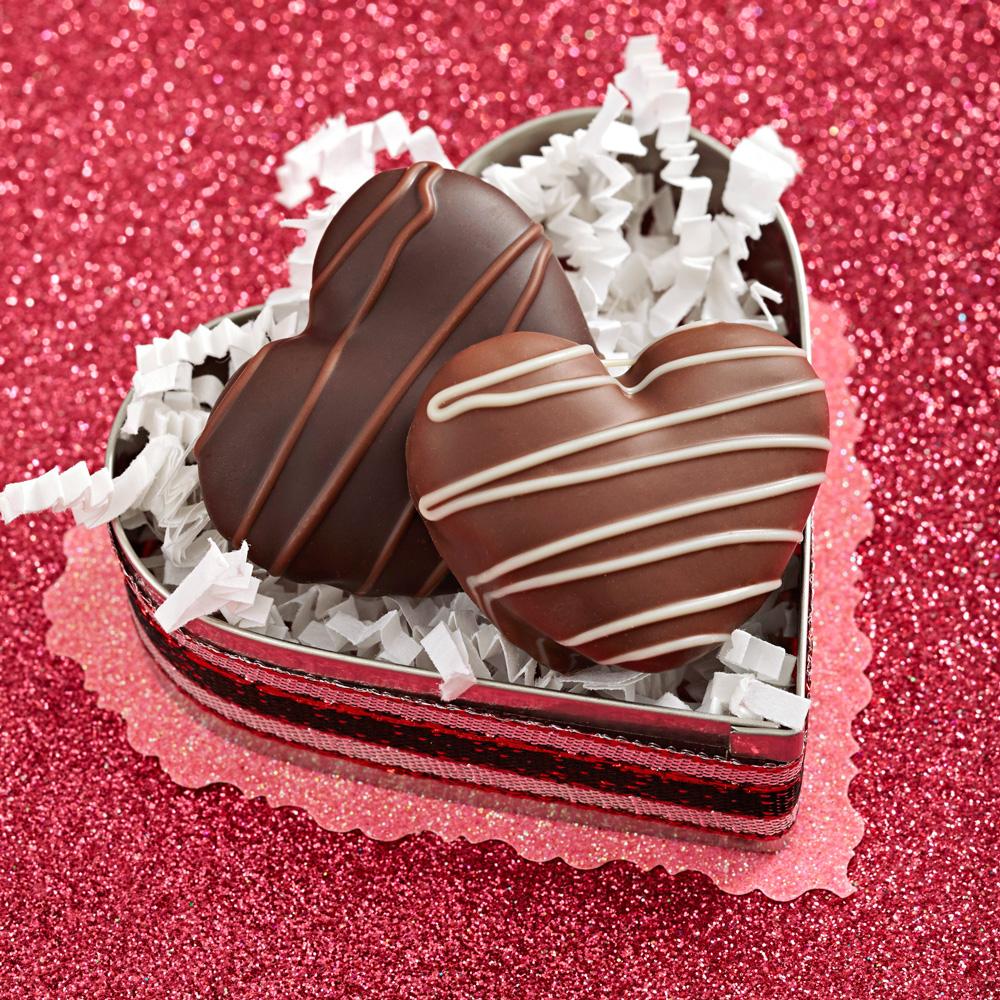 Cookie cutter heart