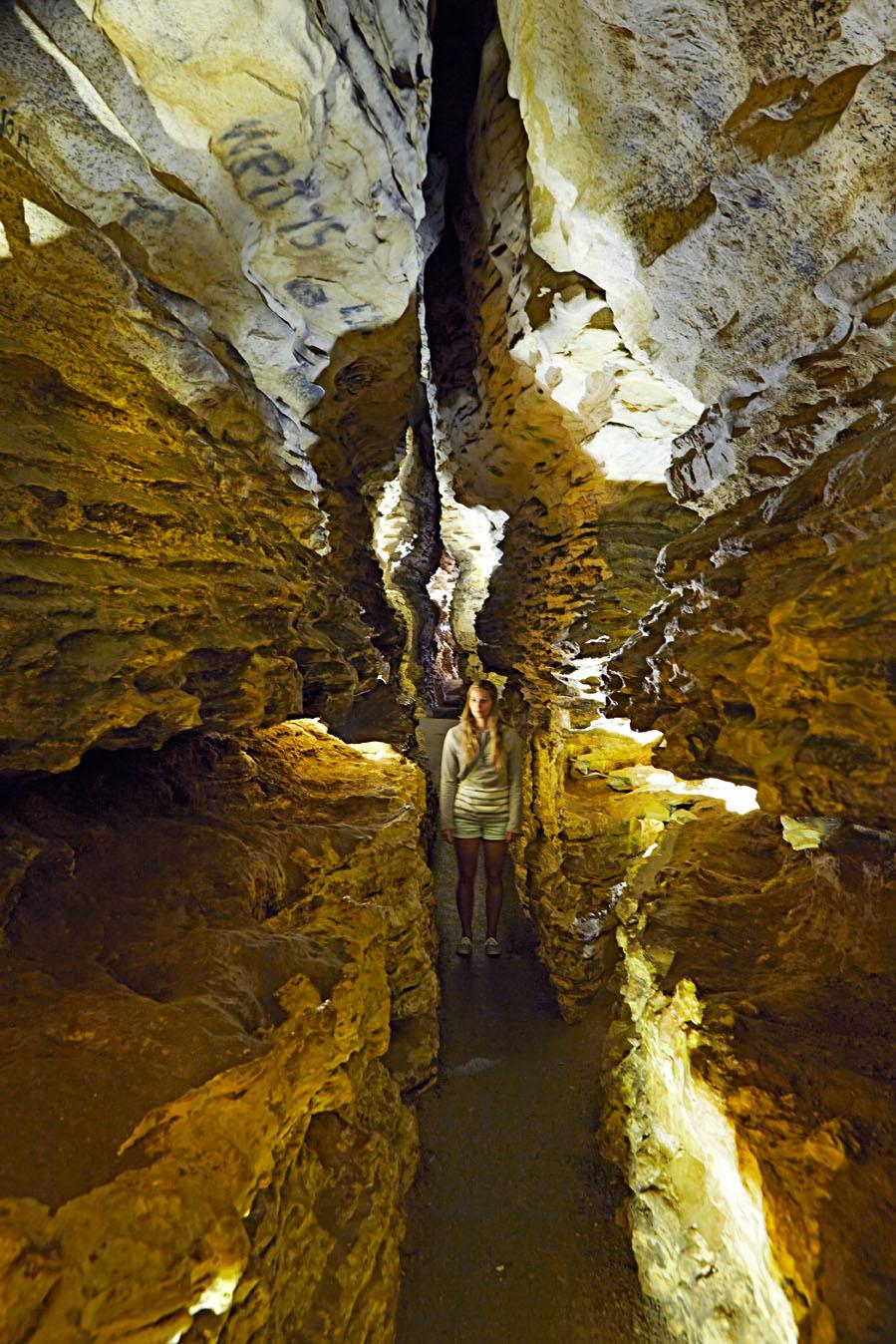 Mark Twain Cave Complex