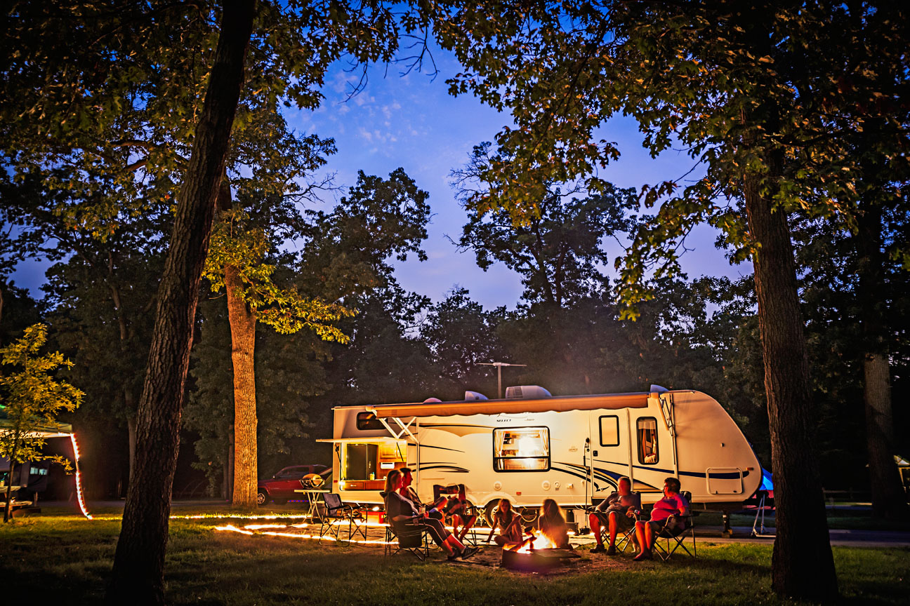 How we rated campgrounds