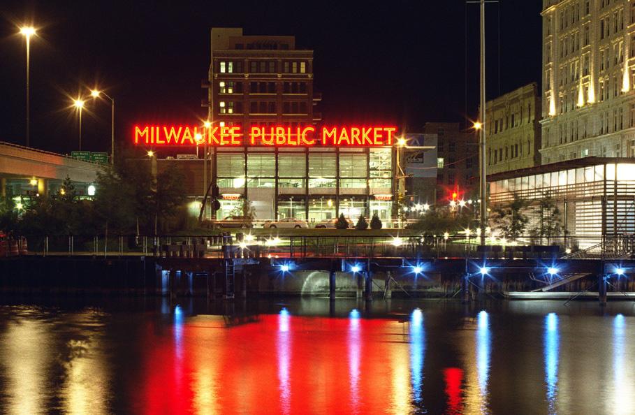 Milwaukee Public Market. Photo courtesy of Visit Milwaukee.
