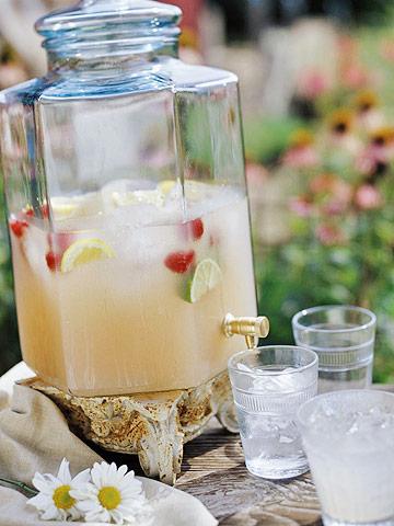 Tangy Citrus Lemonade