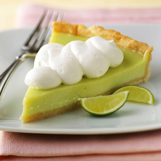 Kansas-Style Lime Pie