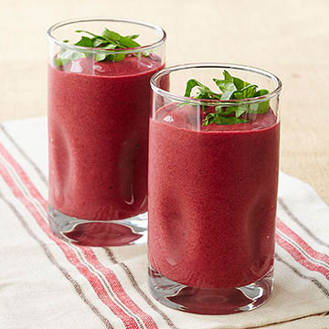 Super Berry Smoothies