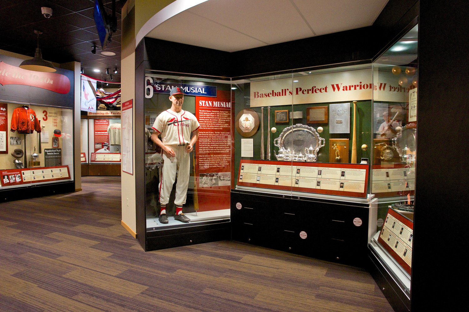 St. Louis Cardinals Hall of Fame Museum