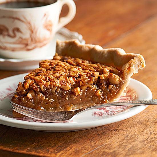 Redemption Hazelnut Pie