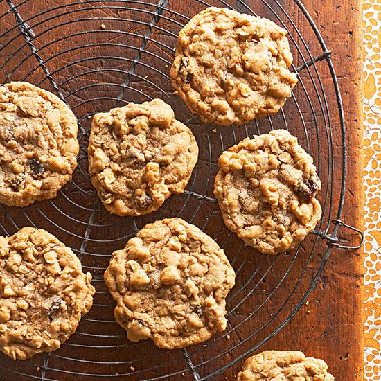 Miss Rosa Lee's Oatmeal Cookies