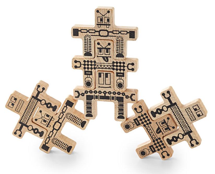 Tree Hopper Toys robots