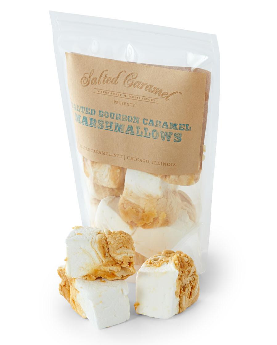 Salted Caramel marshmallows