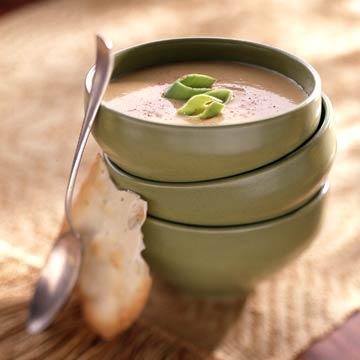 So-Creamy Sweet Potato Soup