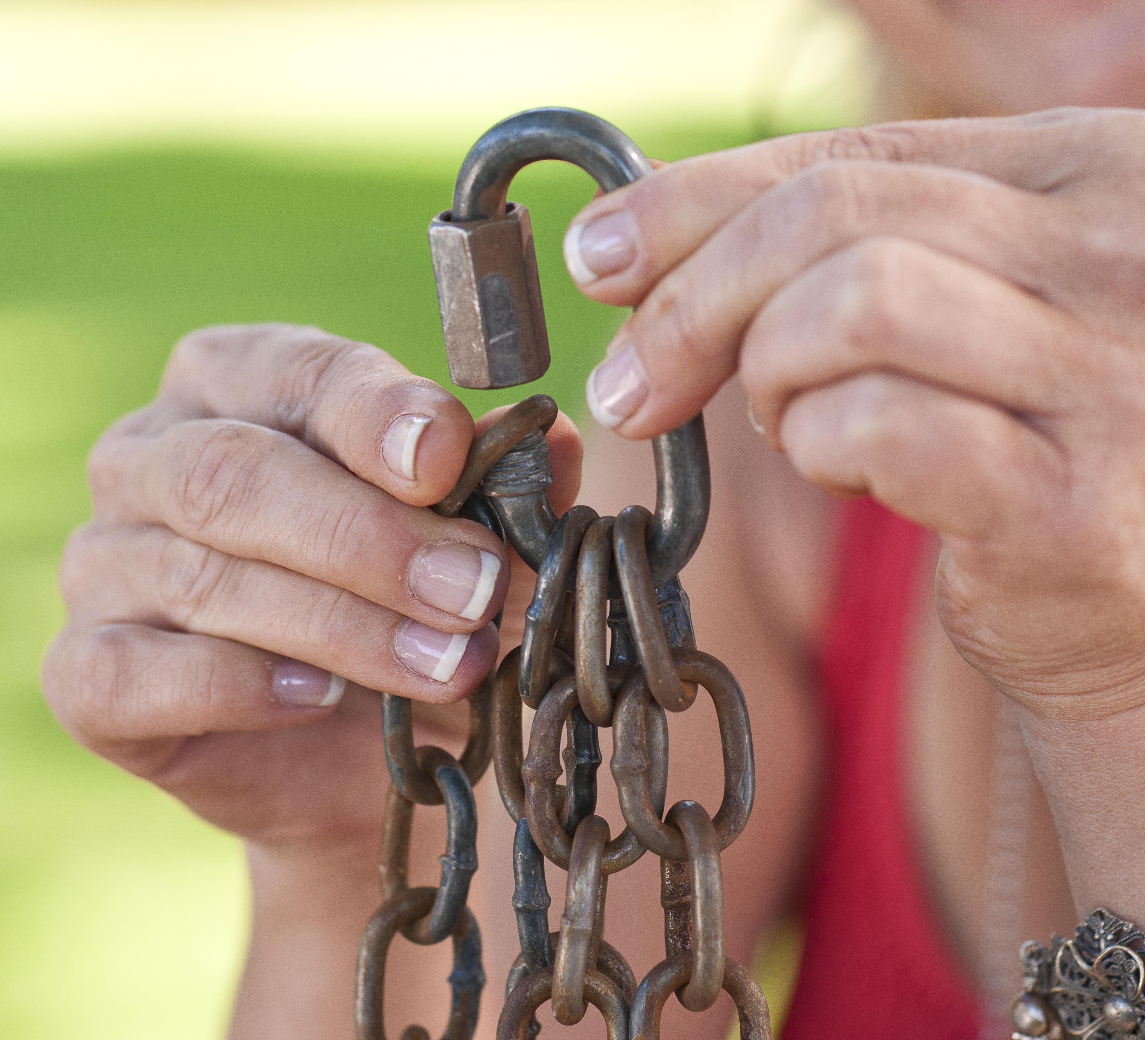 Step 3: Connect chains together