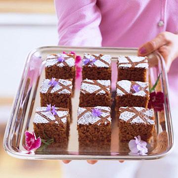 Gingerbread Tea Cake