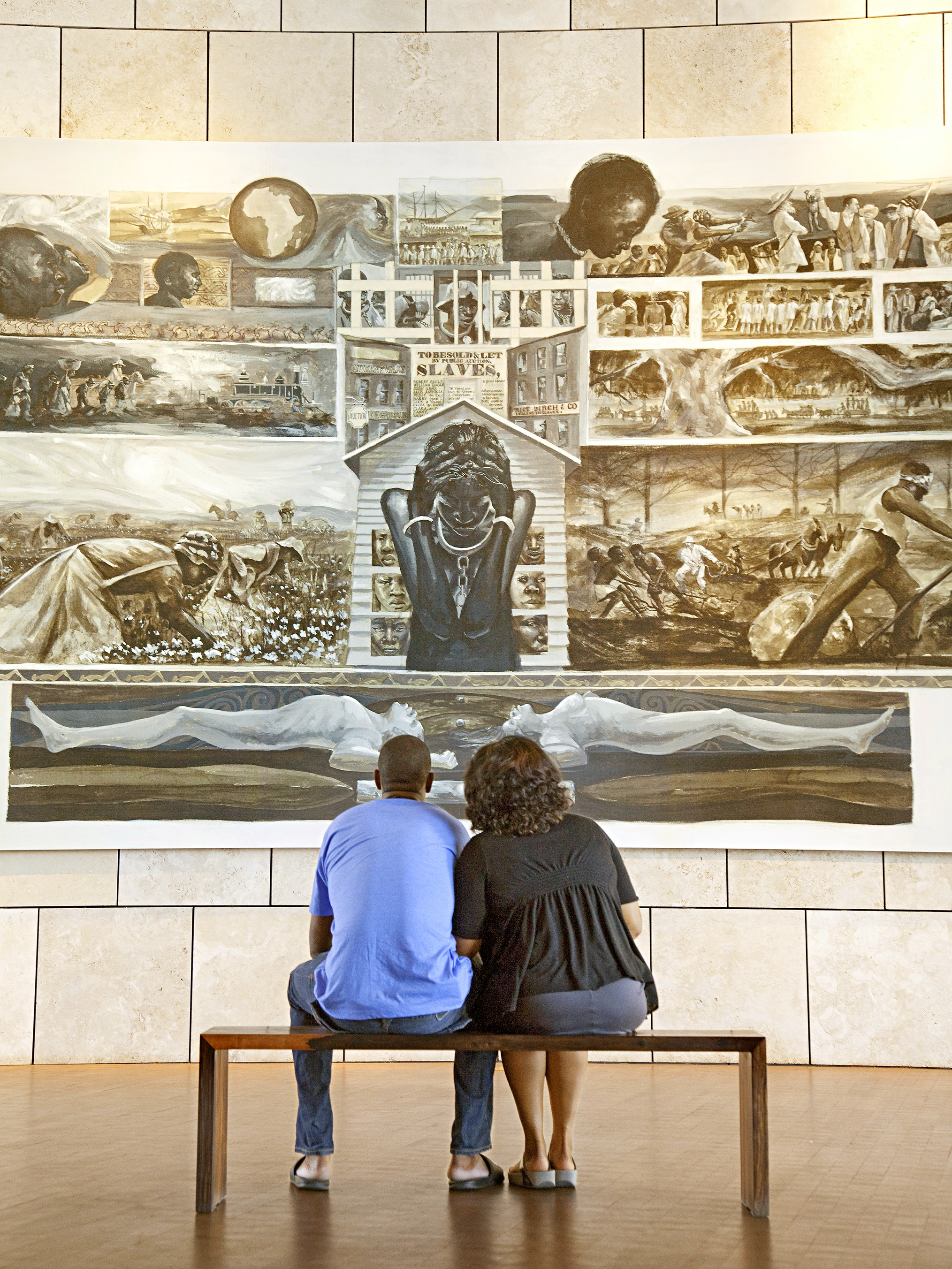 Cincinnati: National Underground Railroad Freedom Center