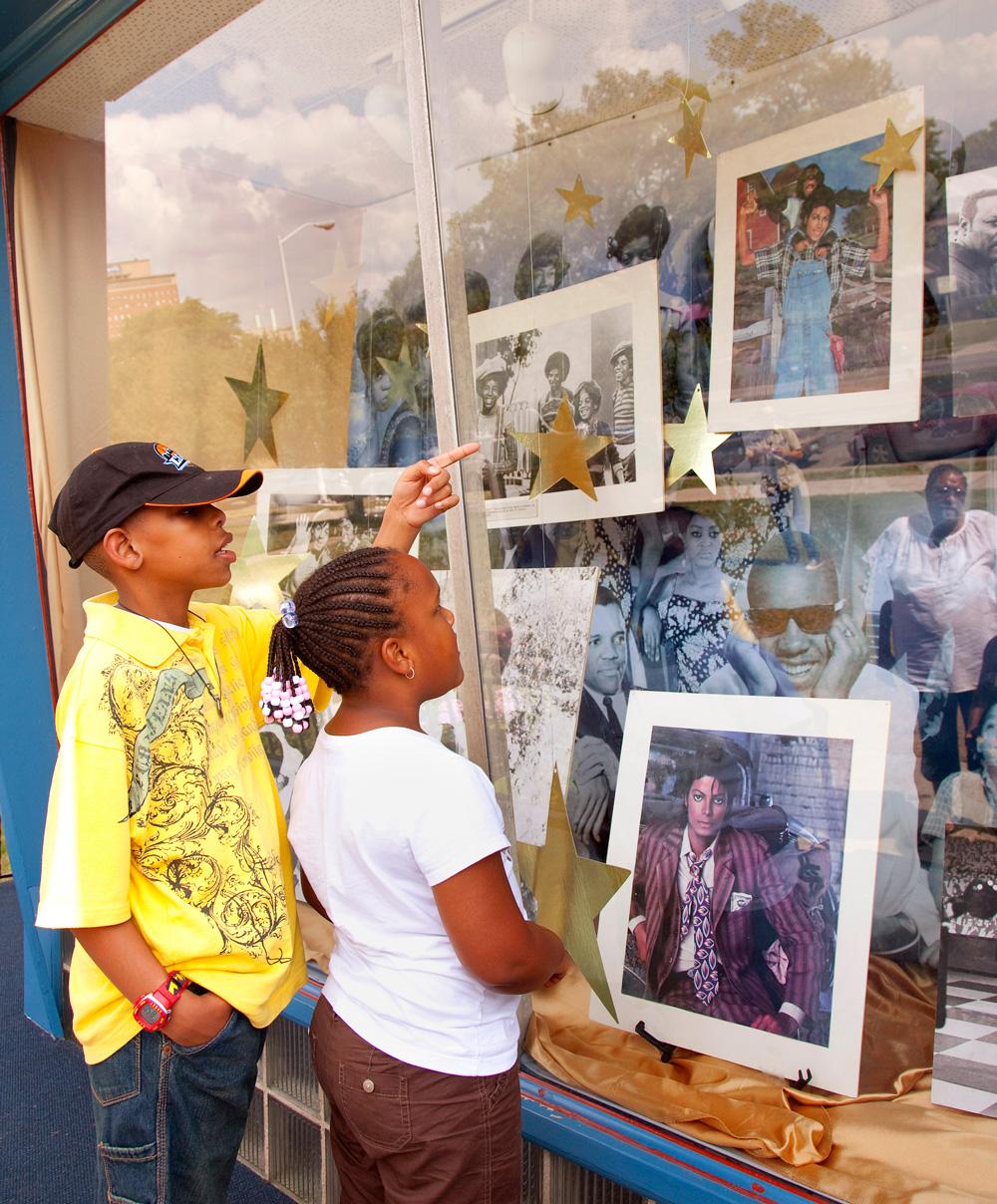 Detroit: Motown Museum