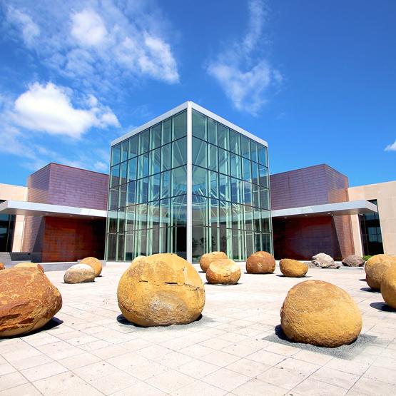 Bismarck, North Dakota: North Dakota Heritage Center