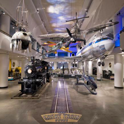 Chicago: Museum of Science and Industry