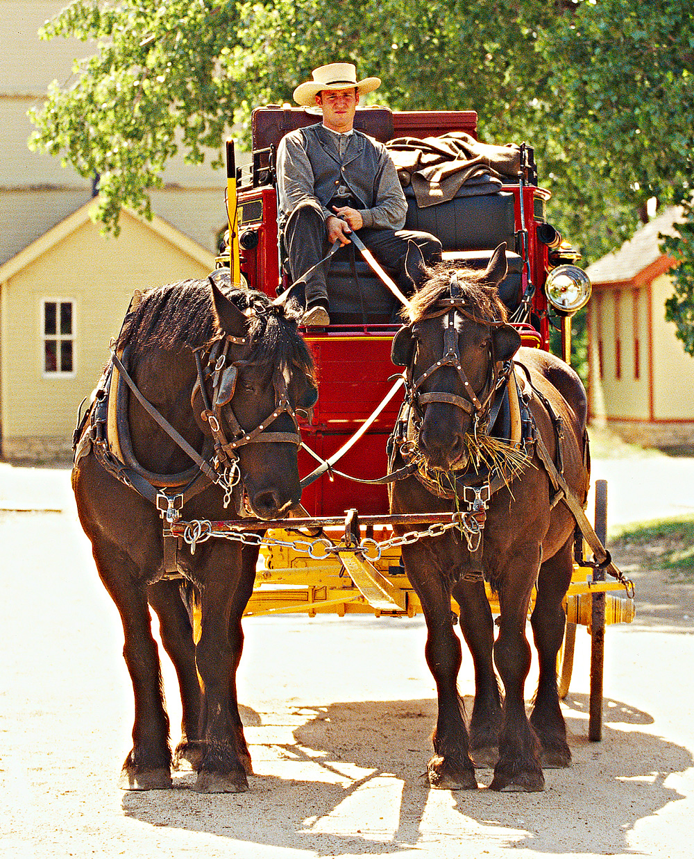Wichita, Kansas: Old Cowtown Museum