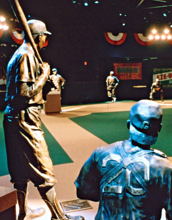 Kansas City, Missouri: Negro Leagues Baseball Museum