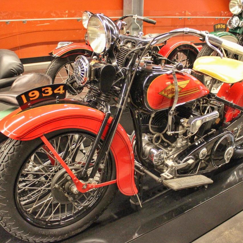 Milwaukee: Harley-Davidson Museum