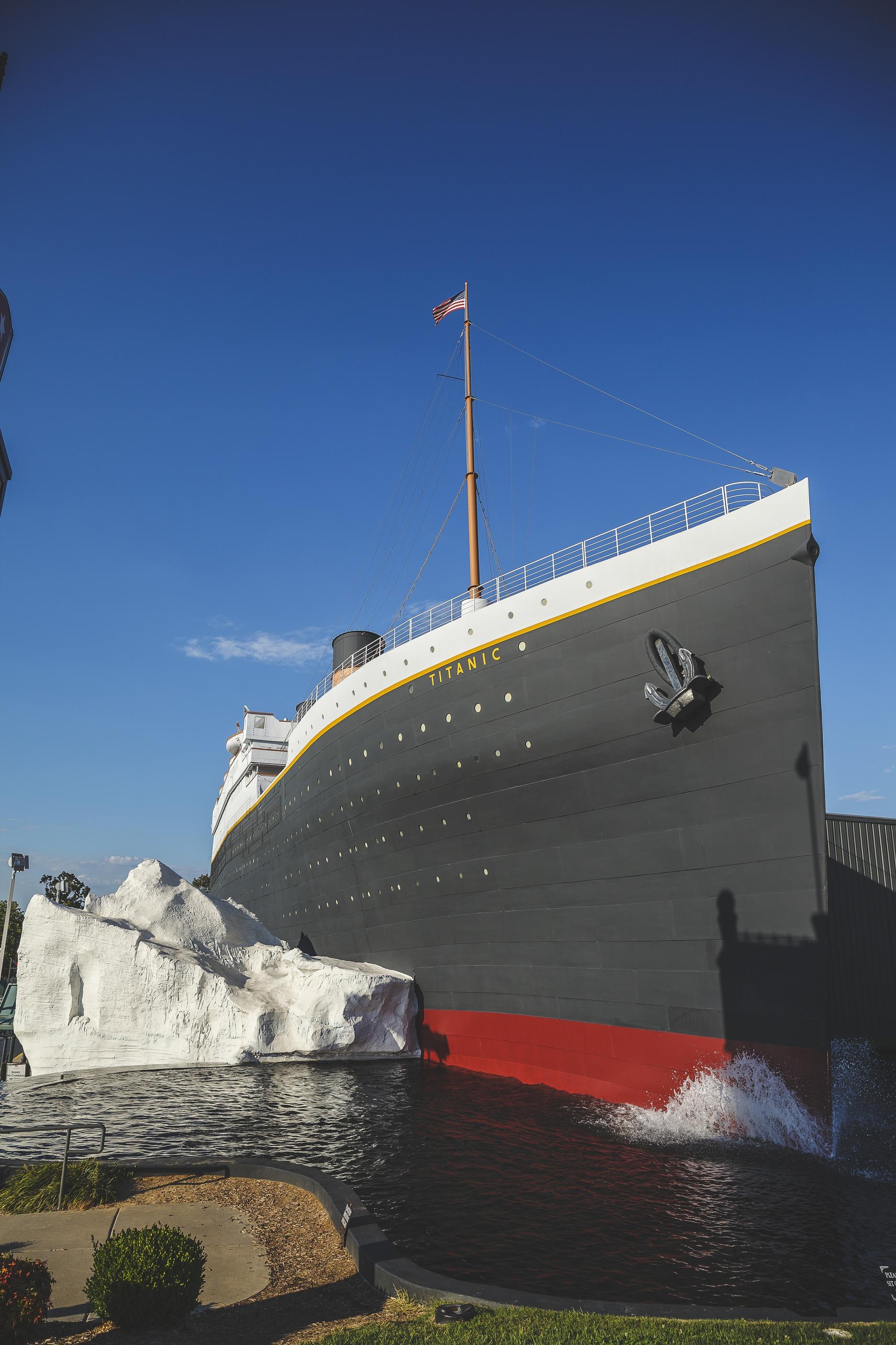 Branson, Missouri: Titanic Museum