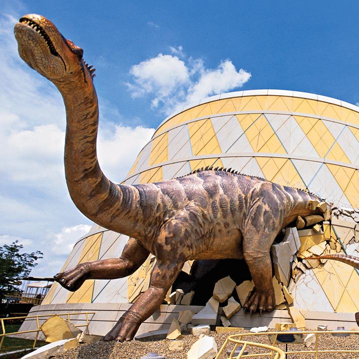 Indianapolis: The Children's Museum of Indianapolis