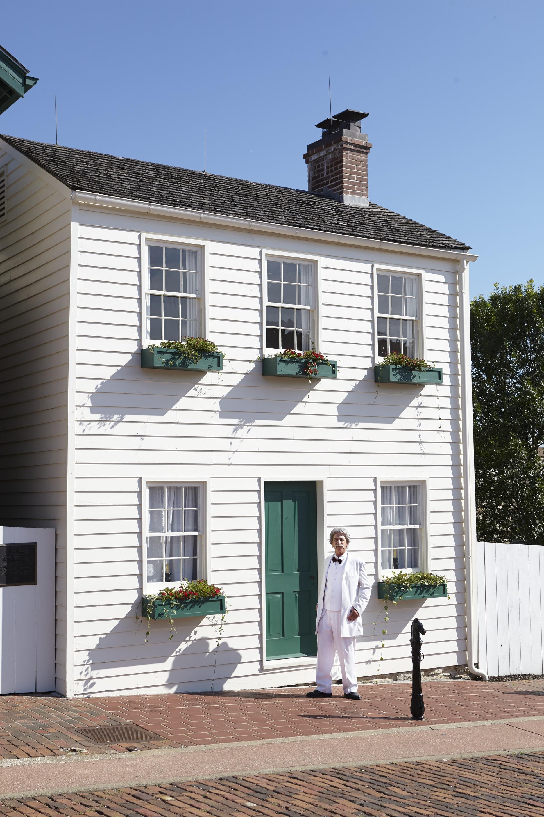 Hannibal, Missouri: Mark Twain Boyhood Home and Museum