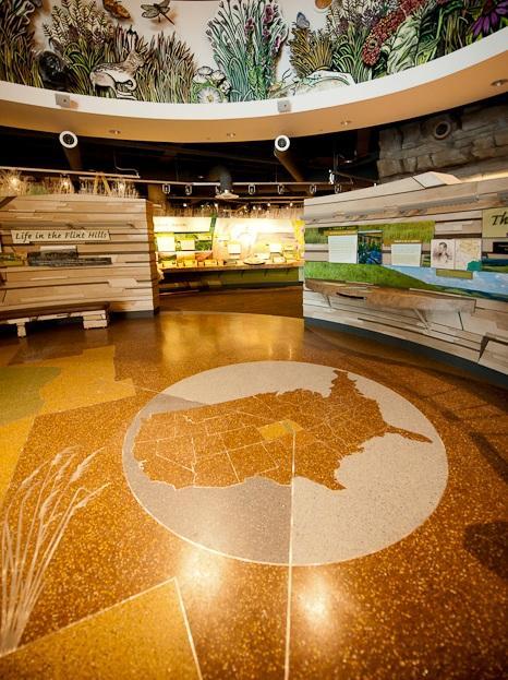 Manhattan, Kansas: Flint Hills Discovery Center