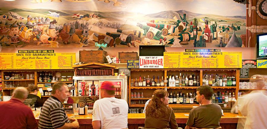 Baumgartner's Cheese Store and Tavern