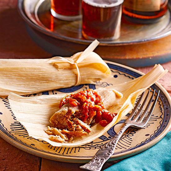 Pick-a-Filling Tamales