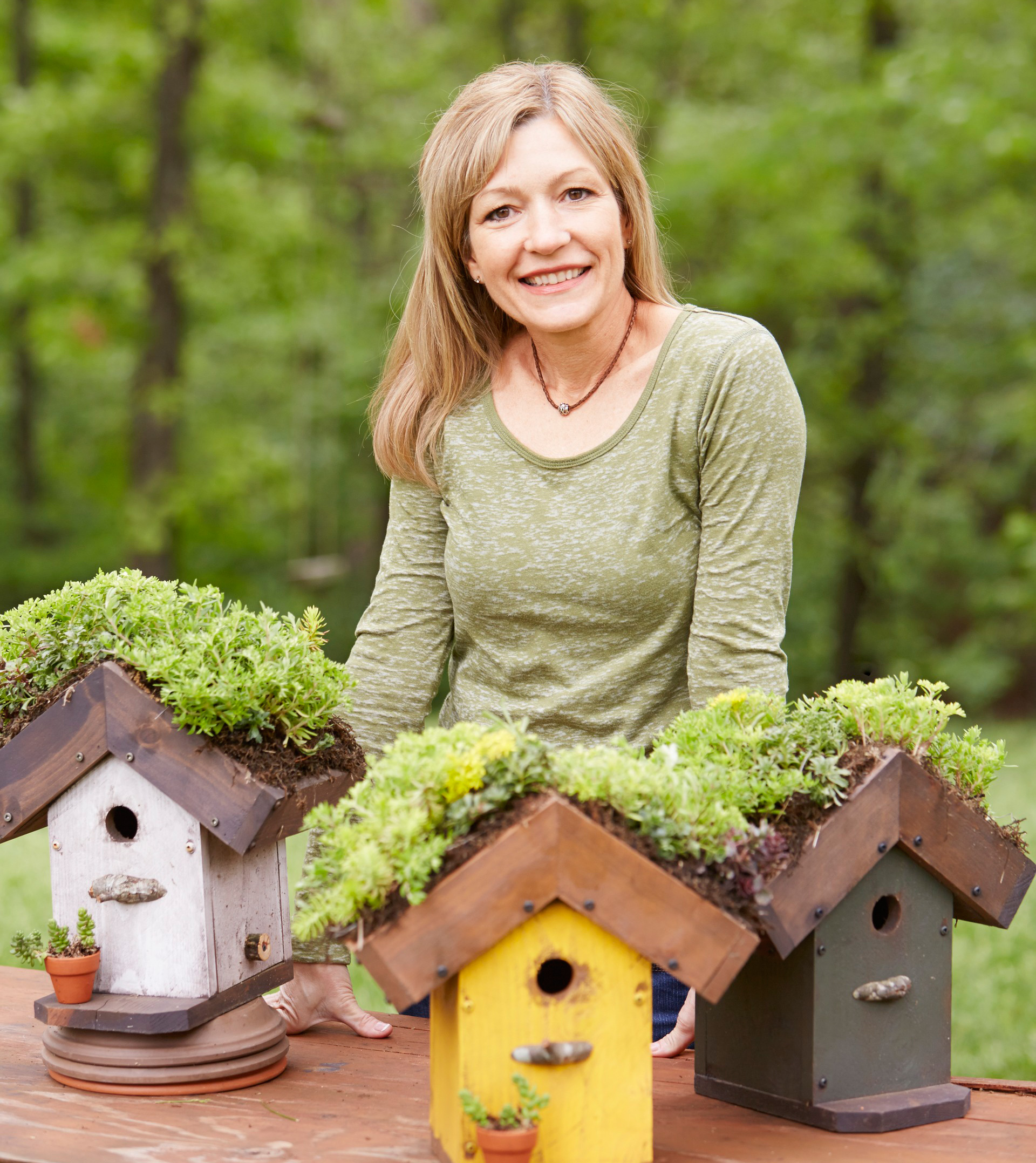 The business behind the birdhouse
