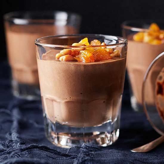 Mediterranean Chocolate Mousse