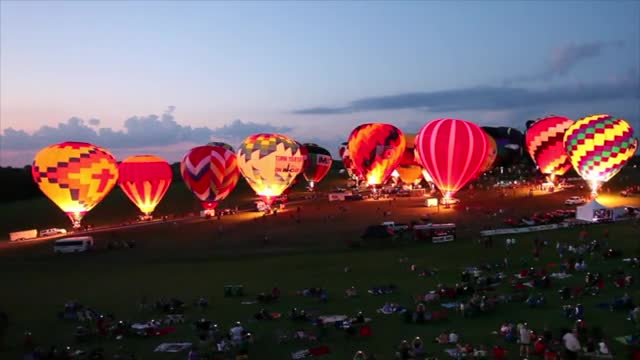 15-Second Escape: National Balloon Classic