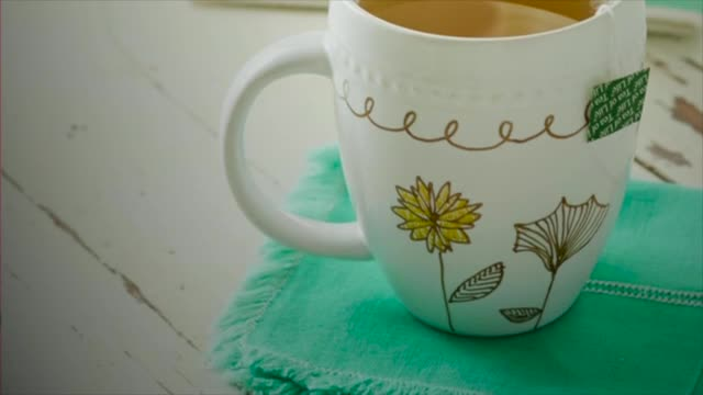 How To: Doodle on Ceramics