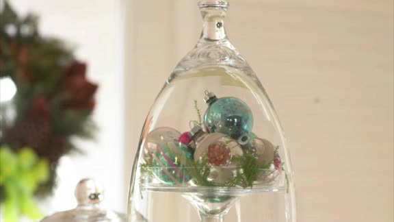 One-Minute Inspiration: Easy Christmas Decor