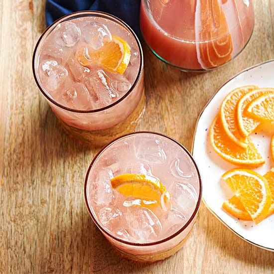 Darling Clementine Mocktail