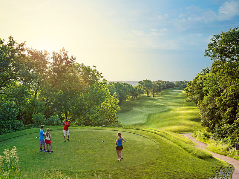 Quarry Oaks Golf