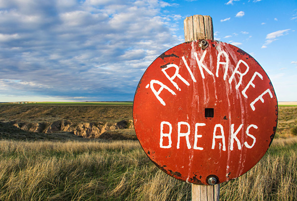 Arikaree Breaks