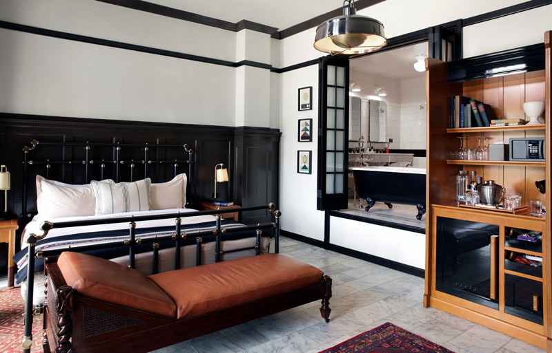 Founders Suite, Chicago Athletic Association Hotel