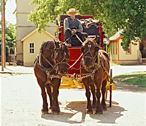 Old Cowtown Museum, Wichita