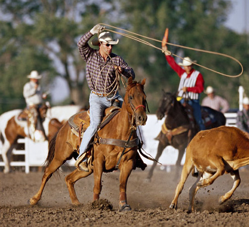 Beef Empire Days PRCA Rodeo, Garden City