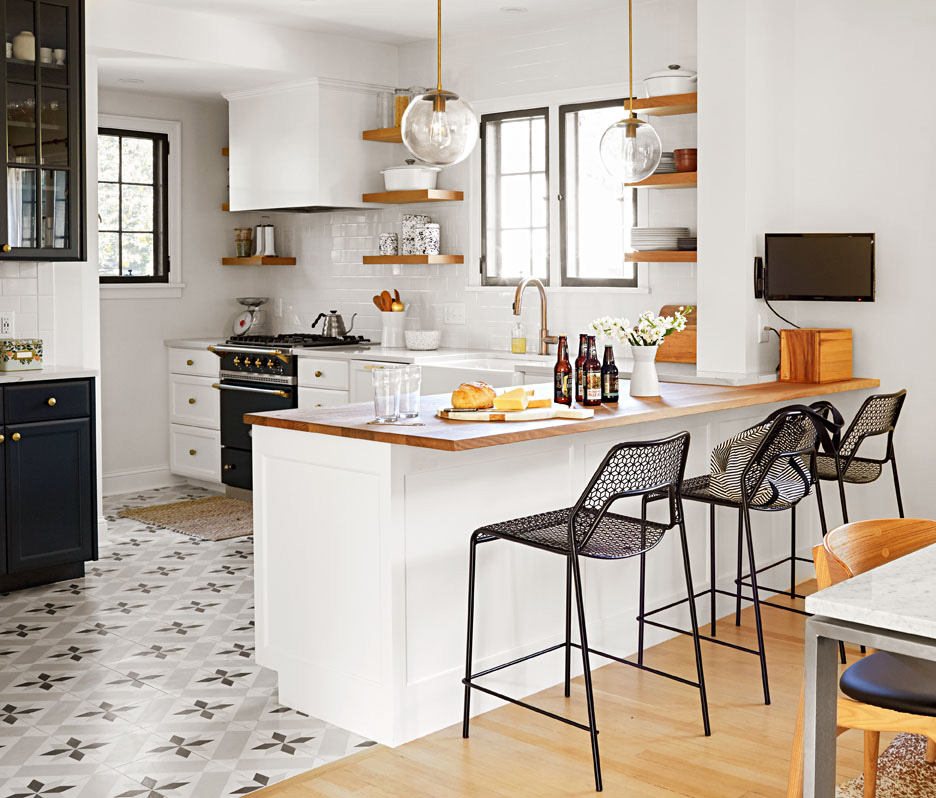Counter offer kitchen