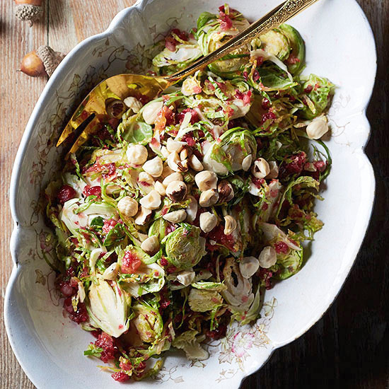 Nuts and Berries Winter Slaw