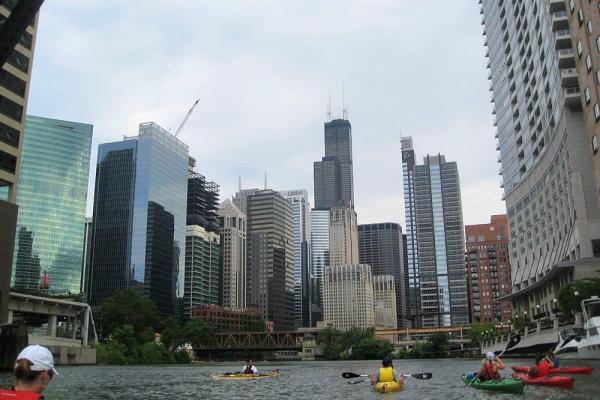 Kayak Chicago