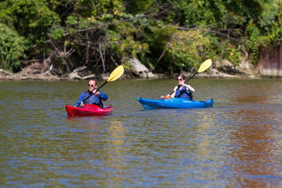 41 North Kayak Adventure