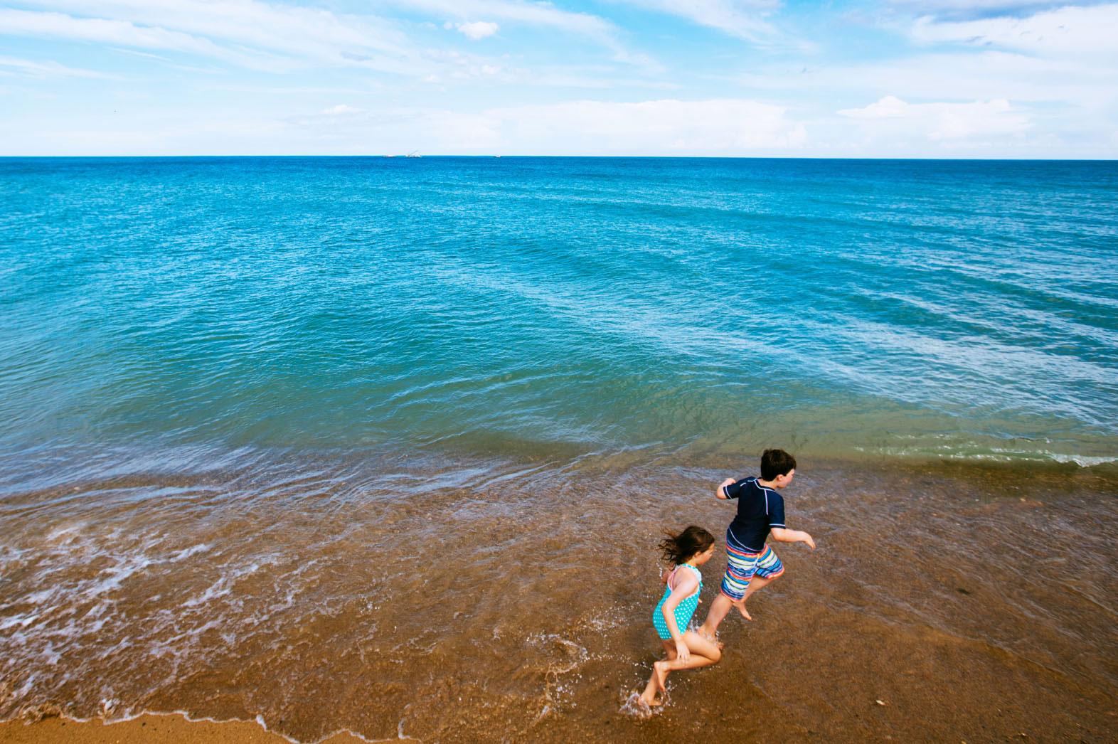 Illinois Beach State Park. Photo: Courtesy of IOT