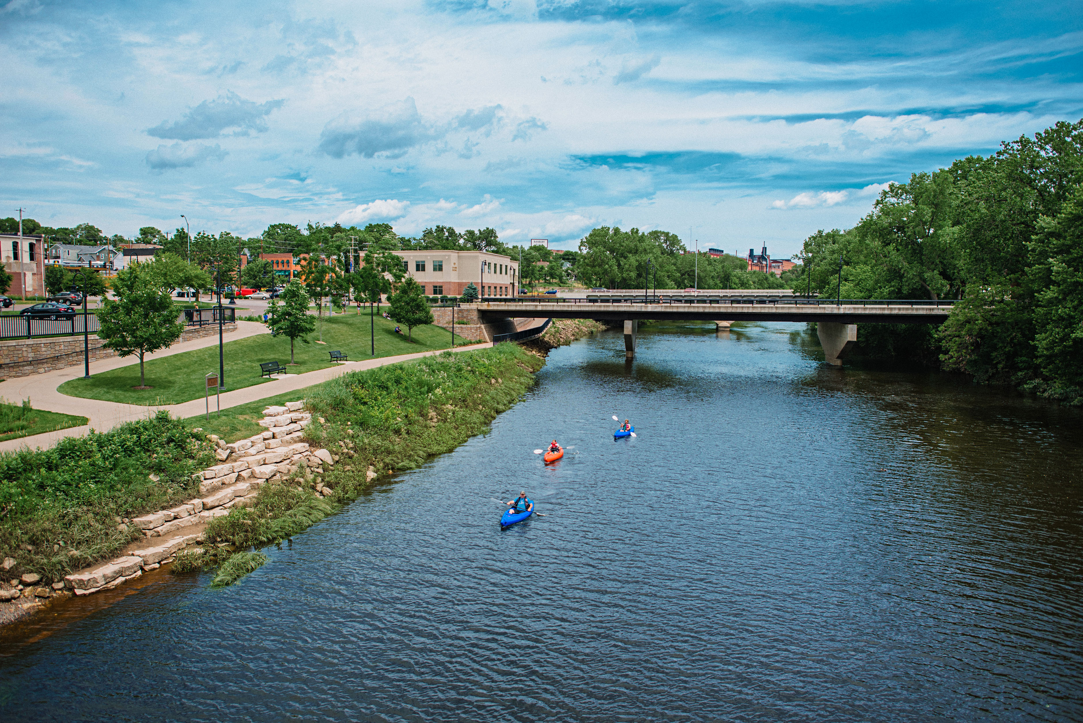 Lakes in Eau Claire
