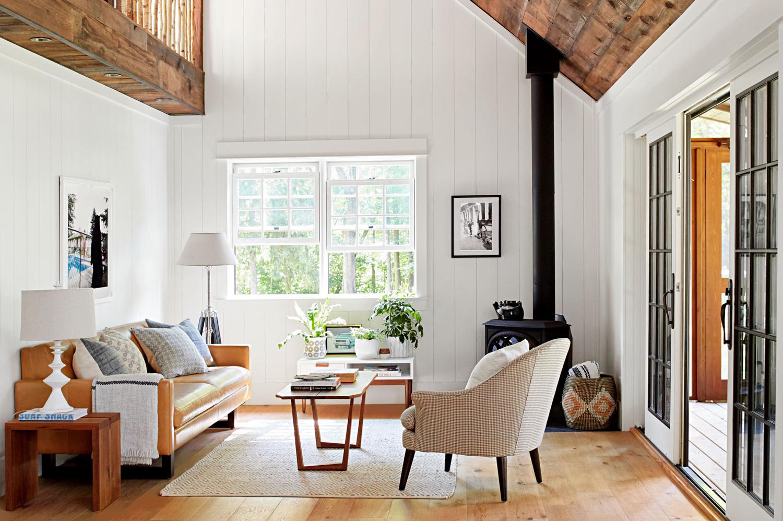Horvitz living room