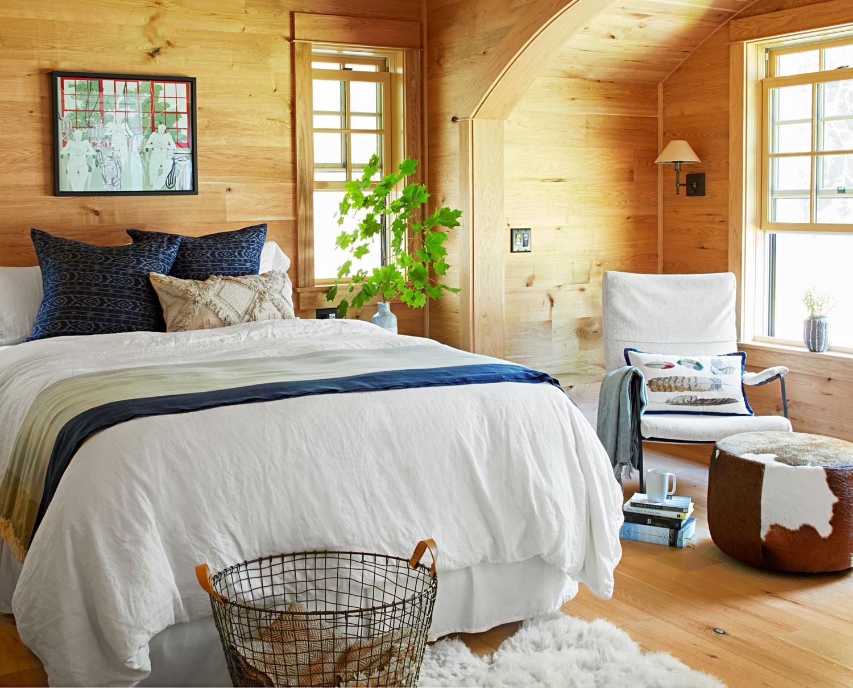 Horvitz bedroom