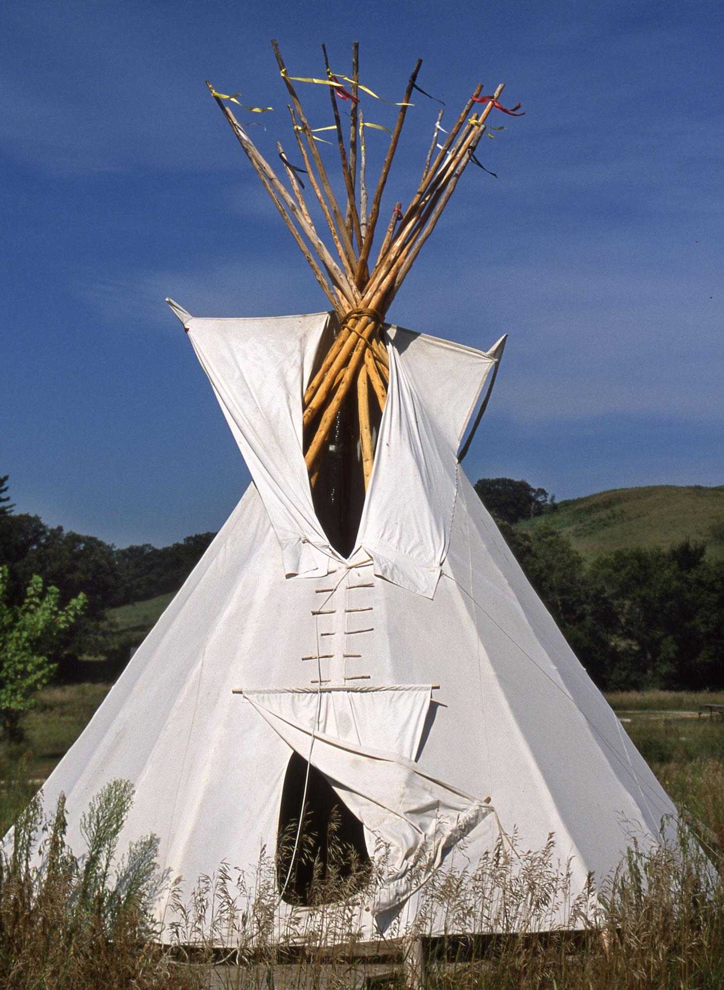 Upper Sioux Tipi