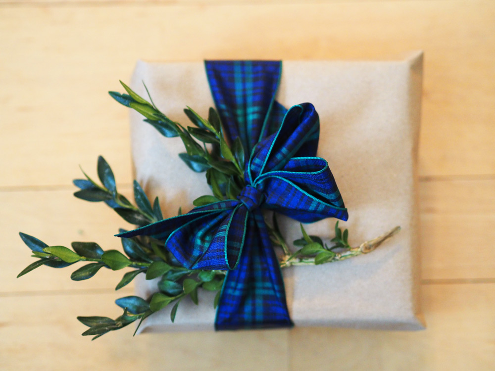 Wrap with packages