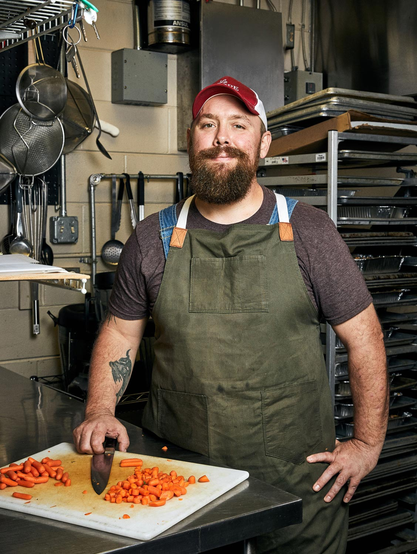 Chef Jason Louda